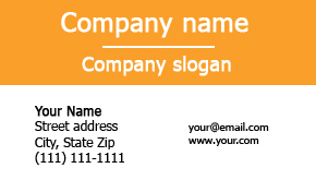 business card 3